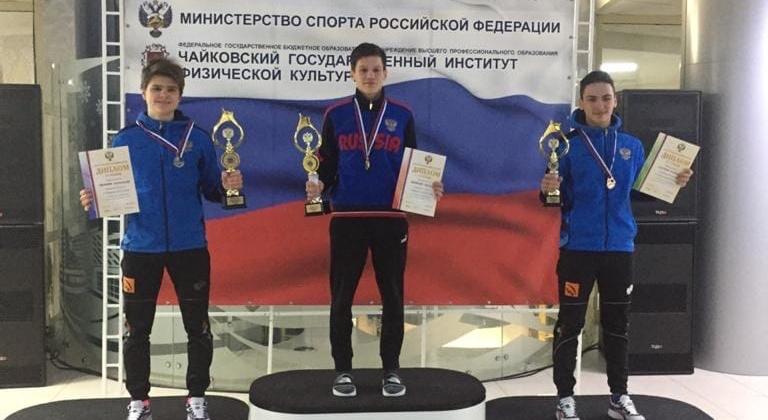 Магаданец Александр Миланин – серебряный призер Первенства России по лыжному двоеборью