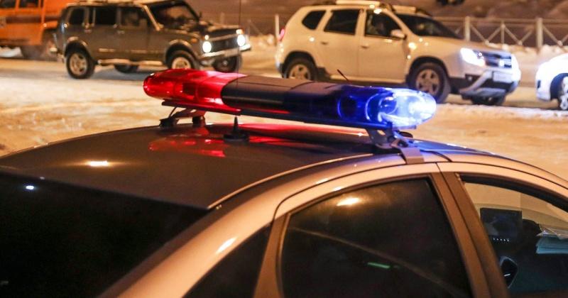 Житель Магадана угнал и разбил автомобиль