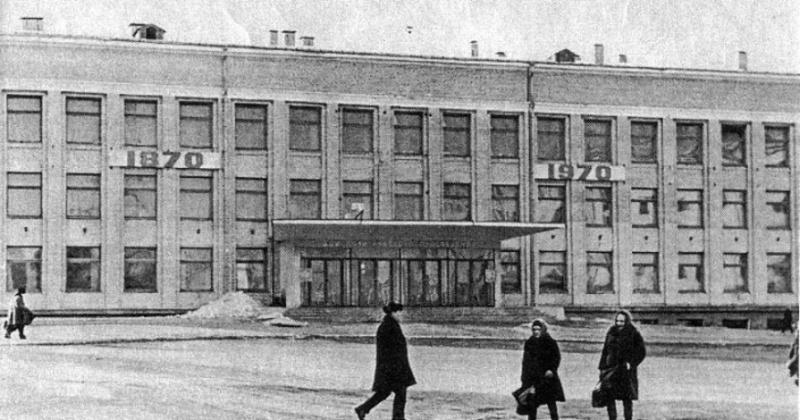 Дом Партийного (политического) Просвещения при политотделе Дальстроя  организован в Магадане 82 года назад
