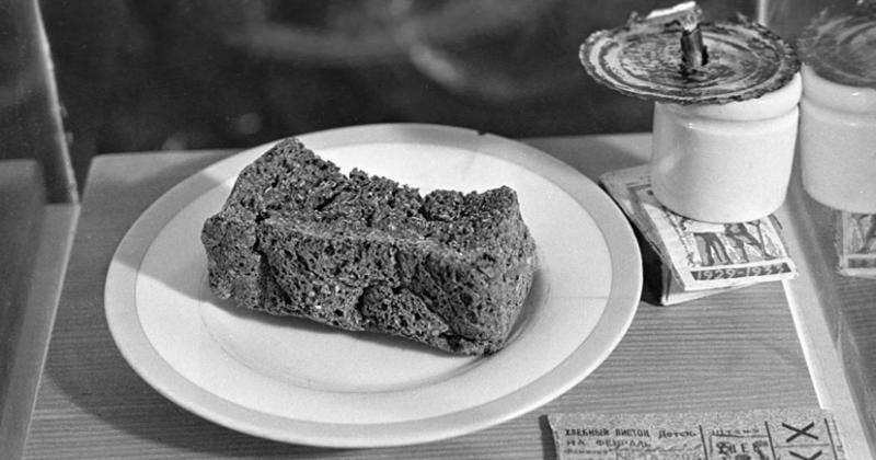 Всероссийская акция памяти «Блокадный хлеб» прошла в Эвенске