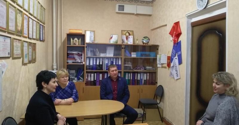 Депутат Госдумы Оксана Бондарь провела ряд встреч с жителями Ягоднинского городского округа