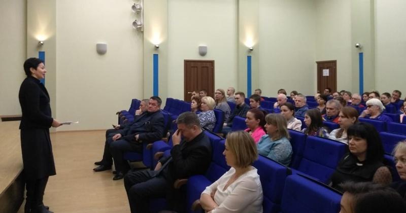 Оксана Бондарь: В решении поднятых синегорьевцами проблемных вопросов уже просматривается перспектива