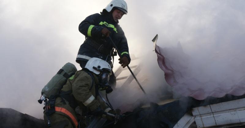 В январе в Магаданской области зарегистрировано 64 пожара