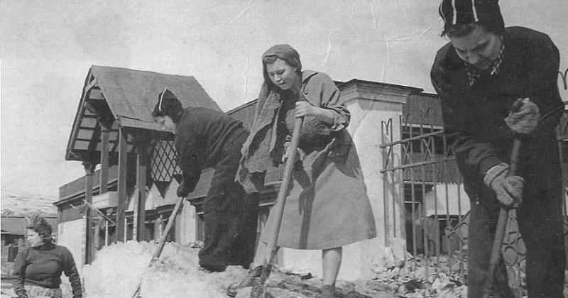 Клуб Магаданского механического завода «Металлист» открылся в Магадане 60 лет назад