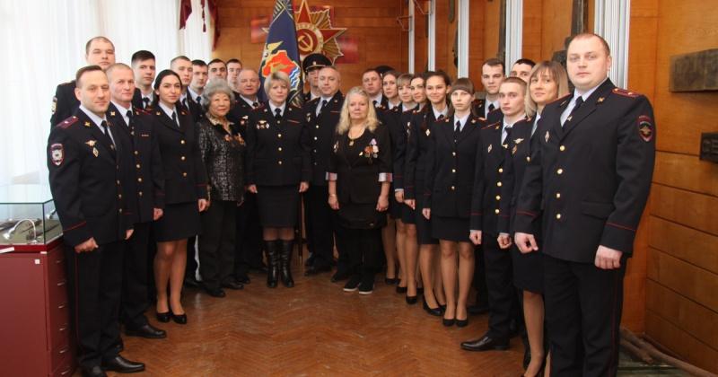 Слушатели Центра профессиональной подготовки УМВД России по Магаданской области приняли Присягу