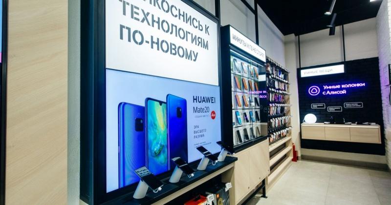Магаданские клиенты Tele2 чаще приобретают смартфоны Samsung