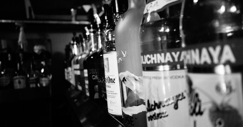 По объемам потребления водки Магадан перешел на второе место