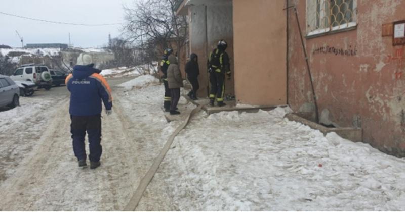 Спасатели Магадана помогли пенсионеру попасть домой