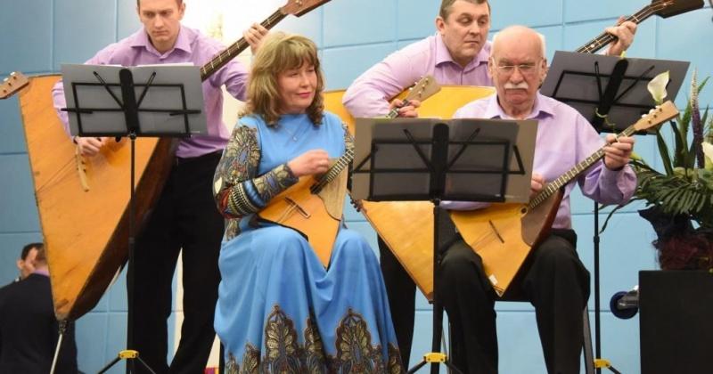 Оркестр русских народных инструментов «Метелица» отметил 25-летие