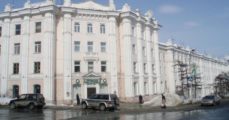 Центральная аптека открылась в Магадане 67 лет назад