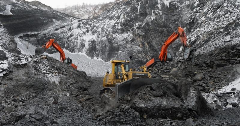 За первый месяц нового года горняки Колымы добыли более двух тонн золота