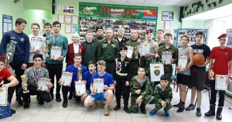 Юбилейные соревнования «Магаданские витязи» провел центр «Подвиг» при поддержке «Тихрыбкома»