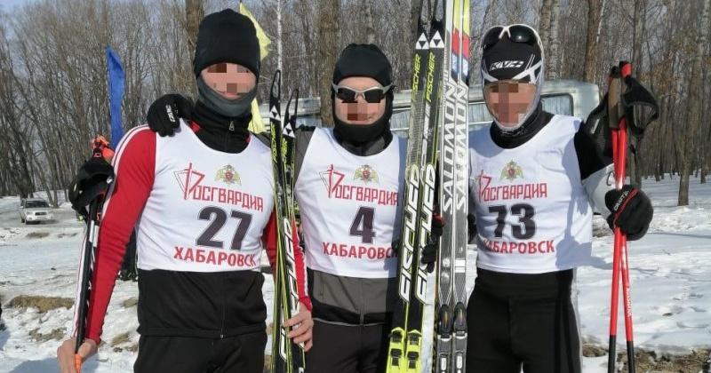 Спецназ магаданской Росгвардии вошел в десятку лучших спортсменов чемпионата, проходившего в г. Хабаровске.