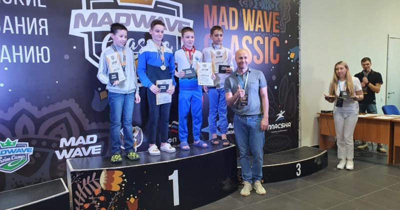 Магаданские пловцы – победители и призеры Всероссийских соревнований по плаванию «Mad Wave Classic»