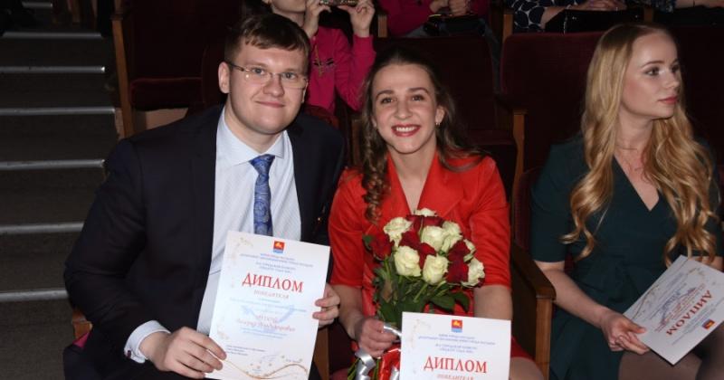 Валерий Рудой и Лидия Гринюк стали победителями 28-го городского конкурса «Педагог года» в Магадане