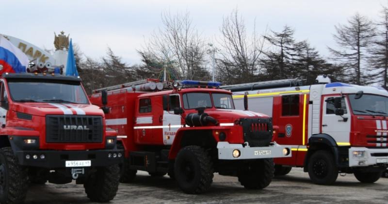 Спасатели и пожарные Магадана переведены в режим повышенной готовности в связи с празднованием Дня защитника отечества