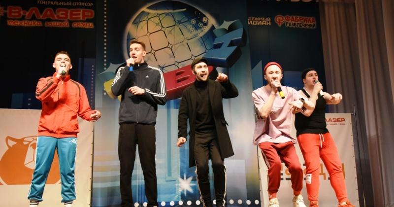 «Особенные» пересмешили своих соперников на полуфинале Лиги КВН Магадана