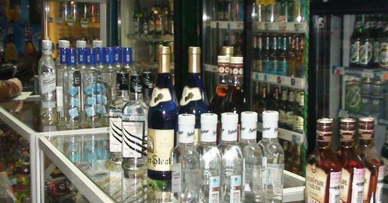 Магадан на третьем месте по продаже алкоголя