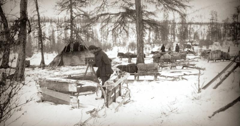 91 год назад экспедиция С. В. Обручева подтвердила предположения Ю. Билибина о существовании в бассейне Колымы золотоносной зоны