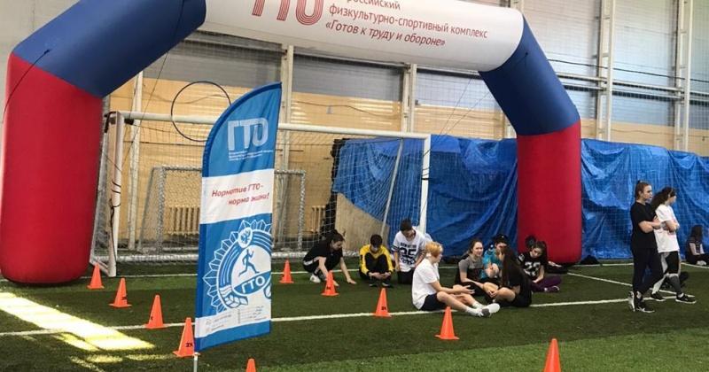 Порядка 300 человек в Магадане стали участниками Зимнего фестиваля физкультурно-спортивного комплекса «Готов к труду и обороне»