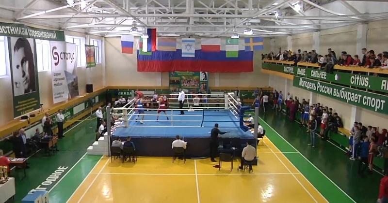 Более 120 боксеров сразились за звание лучшего на международном турнире по боксу памяти Якова Высоцкого