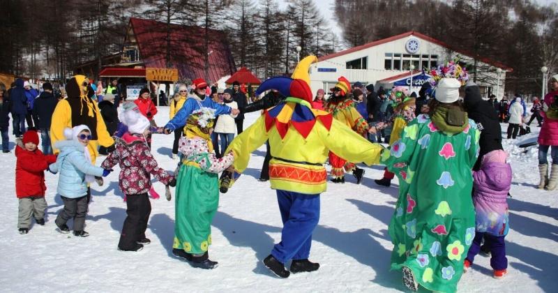 Весна приходит со «Снегоркой» - «Маг-Си Интернешнл» вместе с магаданцами встречает мартовские праздники