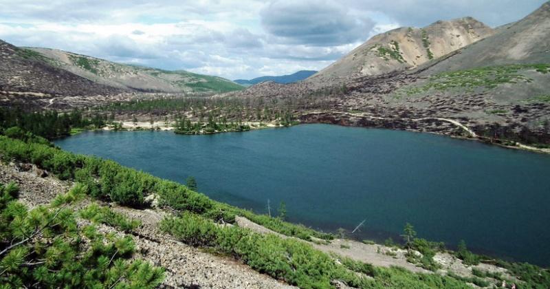 Любительский лов хочет организовать Александр Басанский на озере близ пос.Талая