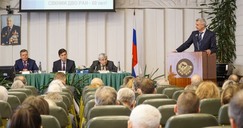 Сергей Носов: Научные работы ученых СВКНИИ – это перспектива для экономики Колымы на долгие годы