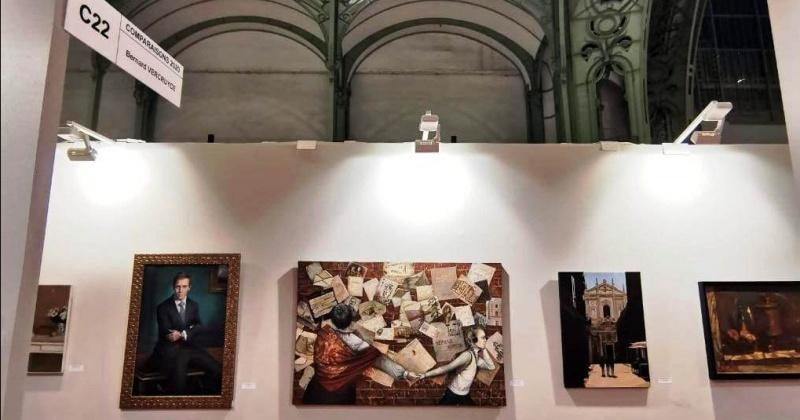 Работы художников из Магадана поедут в Ла Рошель