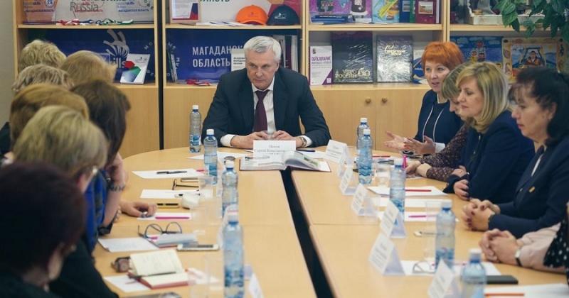 На Колыме проведут капитальные ремонты в 23 школах за счет федерального бюджета