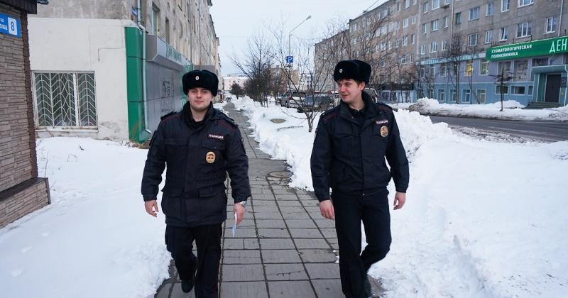 Особое внимание полицейских Магадана сосредоточено на противодействии фактам телефонного мошенничества
