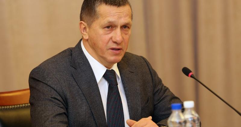 Заместитель Председателя Правительства РФ — полномочный представитель Президента РФ в ДФО прибыл с рабочим визитом в Магадан