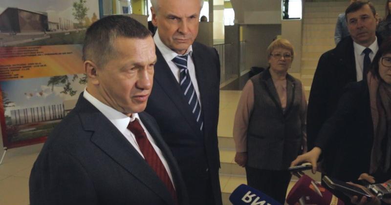Юрий Трутнев: Сегодня Магадан начинает опережать регионы  — это здорово