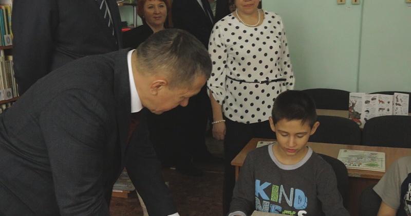 Сергей Носов предложил включить проект пристройки детского дома в нацпроект