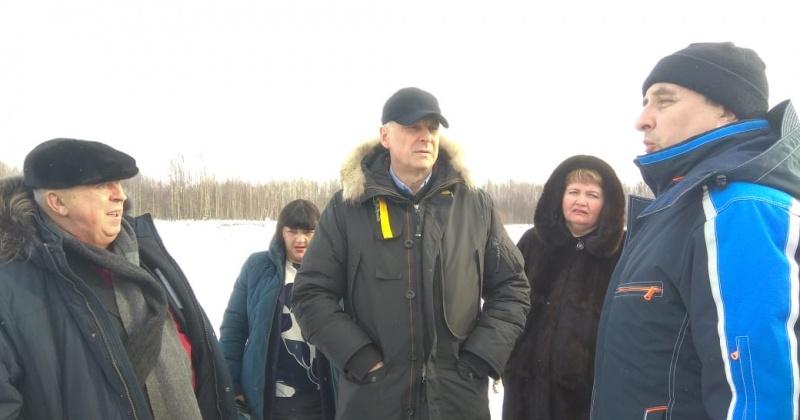 Сергей Носов: За срыв контракта на полтора года по обустройству дамбы в п.Сеймчан подрядчик  заплатит полным рублем