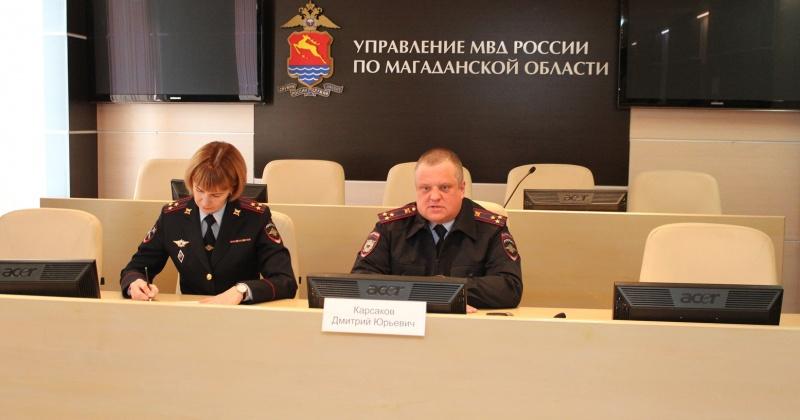 Полицейские Колымы рассказали о результатах борьбы с преступлениями в сфере налогообложения