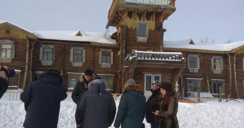 Руководство  аэропорта Сеймчана попросило губернатора  помочь организовать музей и сохранить здание