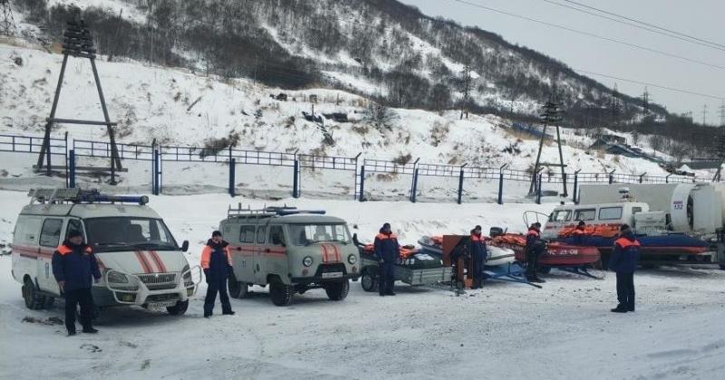 Спасатели Магадана готовятся к весеннему половодью
