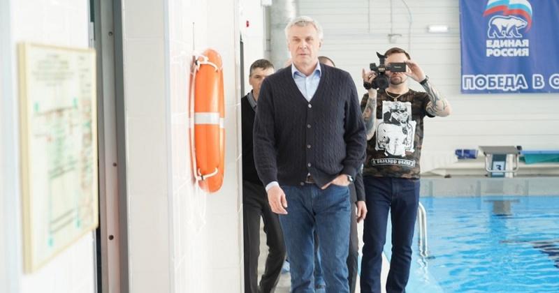 Сергей Носов: Омсукчан — один из самых спортивных районов