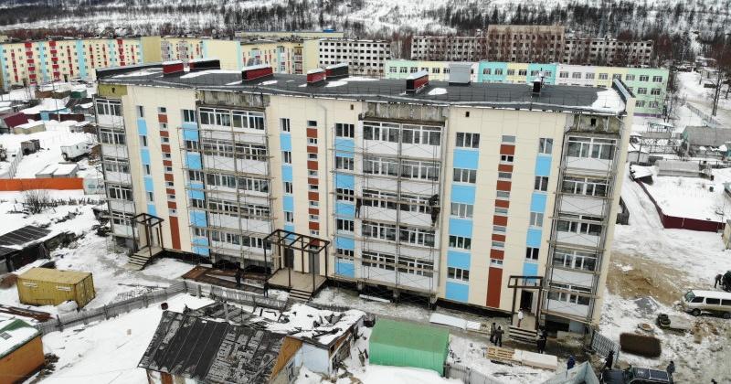 Сергей Носов: Строительство нового жилья для нас крайне важно — колымчане ждут улучшения своих жилищных условий