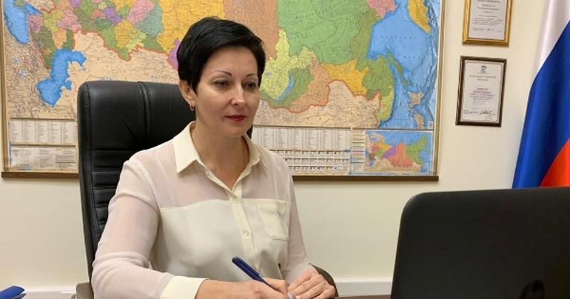 Оксана Бондарь проведет в регионе онлайн-приемы земляков