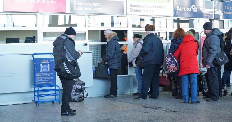 Персонал аэропорта Магадан перешел в режим повышенной готовности, проводятся дополнительные профилактические мероприятия