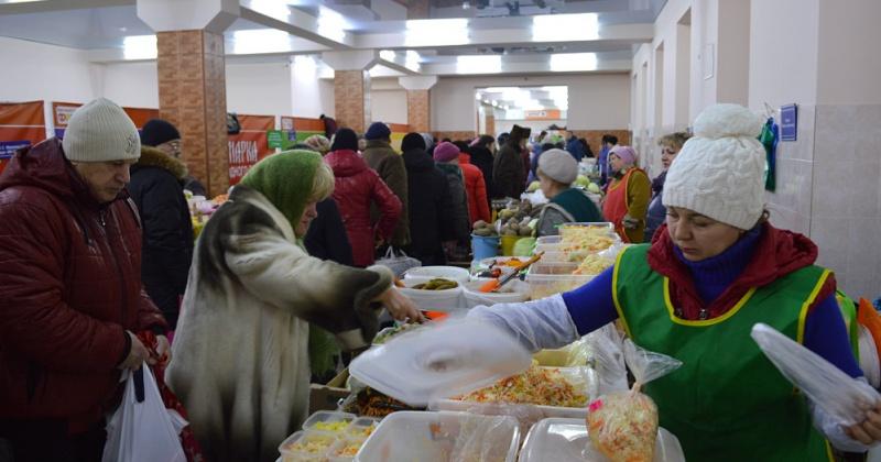 Ярмарки выходного дня отменены в Магадане