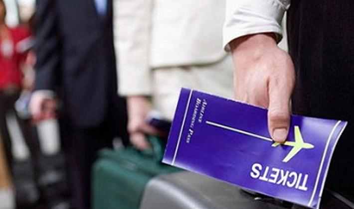 Если  жители Магадана купили авиабилеты по возвратному тарифу, придется уплатить штраф