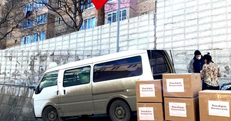 На днях  Магадан доставят маски от города-побратима Шуанъяшаню