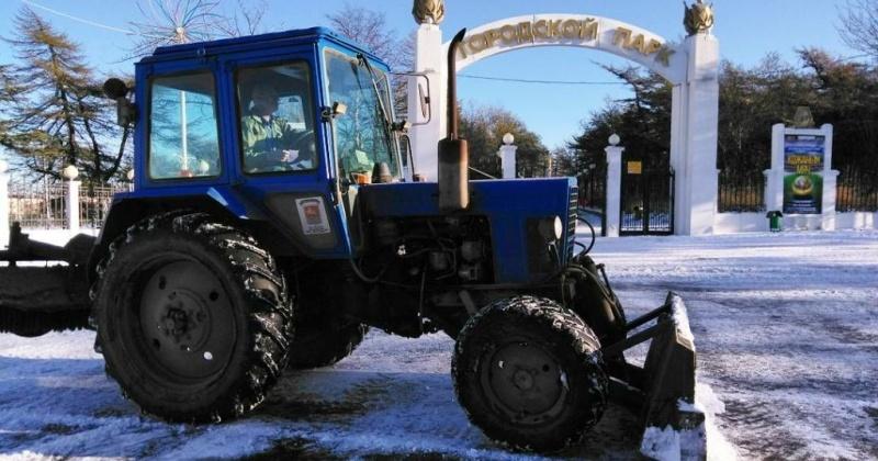 В связи с уборкой снега  будет ограничено движение автотранспорта на улице Берзина и проезде Колымское шоссе-Берзина