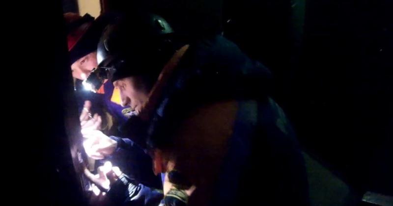 Два раз спасатели Магадана помогли попасть родителям к своим детям домой