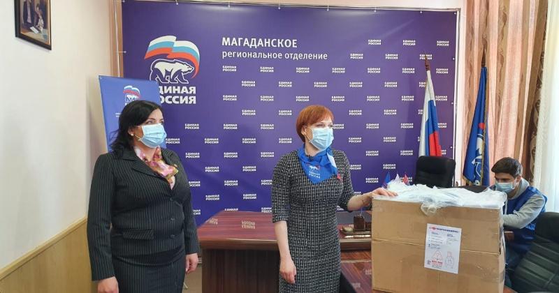 «Единая Россия» усилит помощь гражданам и медикам