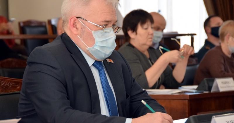 Андрей Зыков: Открыть предприятия сферы обслуживания – логичный и необходимый шаг
