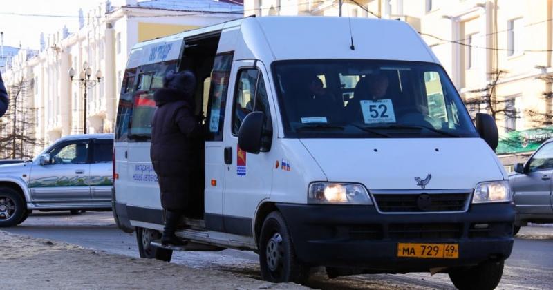 Городские автобусы в Магадане переходят на субботнее расписание